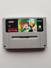 Michael Jordan Chaos in the Windy CIty - Super Nintendo / SNES / Super Nes spel 16Bit (D.2.9)
