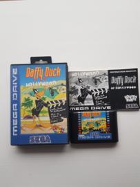 Daffy Duck in Hollywood Sega Mega Drive (M.2.3)