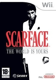 Scareface The World is Yours - Nintendo Wii