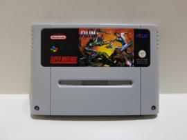 Run Saber - Super Nintendo / SNES / Super Nes spel 16Bit (D.2.4)