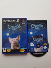Charlotte's Web - Sony Playstation 2 - PS2 (I.2.1)