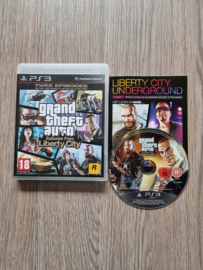 Grand Theft Auto Episodes From Liberty City - Sony Playstation 3 - PS3
