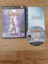 Arc the Lad Twilight of the Spirits - Sony Playstation 2 - PS2 (I.2.3)
