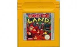 Donkey Kong Land Nintendo Gameboy GB / Color / GBC / Advance / GBA (B.5.1)