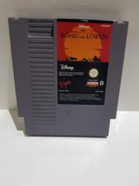 Disney's Der König der Löwen (The Lionking) - Nintendo NES 8bit - Pal B (C.2.7)