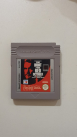 The Hunt for Red October Nintendo Gameboy GB / Color / GBC / Advance / GBA (B.5.2)