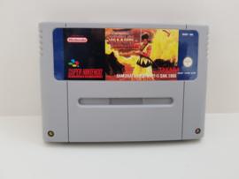 Samurai Shodown - Super Nintendo / SNES / Super Nes spel 16Bit (D.2.12)