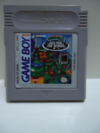 Turtles Back From The Sewers - Nintendo Gameboy GB / Color / GBC / Advance / GBA (B.5.2)