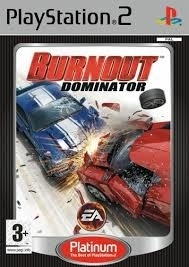 Burn Out Dominator Platinum - Sony Playstation 2 - PS2
