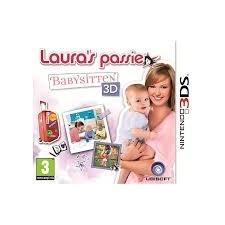 Laura`s Passie Babysitten 3D - Nintendo 3DS 2DS 3DS XL