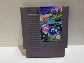 Adventures of Lolo 3 - Nintendo NES 8bit - Pal B (C.2.5)