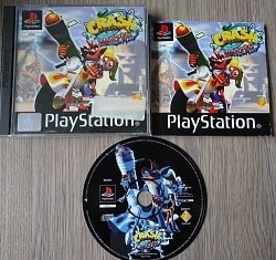 Crash Bandicoot 3 Warped - PS1 - Sony Playstation 1