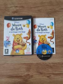 Disney's Winnie de Poeh en het Knaagje in zijn Maagje - Nintendo Gamecube GC NGC  (F.2.1)