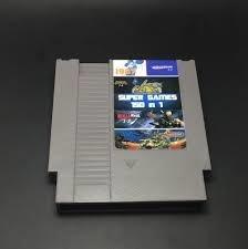Nes nintendo 8 bit super games 150in1 Multi GAME - REAL GAMES oa Mario Bros 1-3, Rockman 1-7, Castlevania 1-2 etc etc (C.2.7)