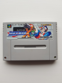 Rockman X3 - Megaman X3 JPN - Super Famicom / Super Nintendo / SNES / Super Nes spel 16Bit (D.2.11)