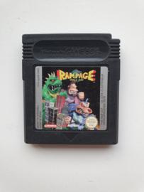 Rampage World Tour- Nintendo Gameboy Color - gbc (B.6.1)