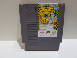 The Incredible Crash Dummies - Nintendo NES 8bit - Pal B (C.2.5)