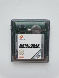 Metal Gear Solid - Nintendo Gameboy Color - gbc (B.6.1)