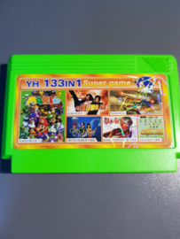 Famicom YH 133 in 1 Super game (C.2.8)