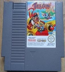 Talespin nes Nintendo NES 8bit (C.2.2)
