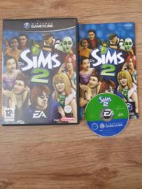 De Sims 2 - Nintendo Gamecube GC NGC  (F.2.2)