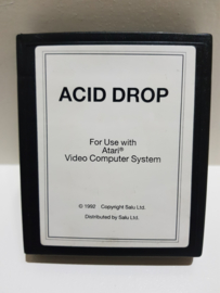 Acid Drop - Atari 2600  (L.2.1)