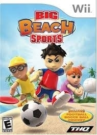 Big Beach sports - Nintendo Wii