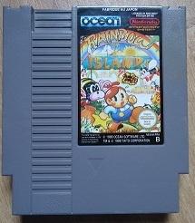 Rainbow Islands: The Story of Bubble Bobble 2 nes Nintendo NES 8bit (C.2.4)