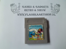 De Smurfen Nintendo Gameboy GB / Color / GBC / Advance / GBA (B.5.1)