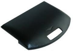 Vervangende batterij cover voor psp 1000 (zwart)