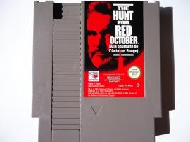 The Hunt for Red October Nintendo NES 8bit (C.2.4)
