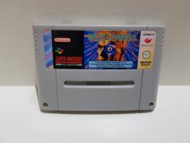 Mega - Lo - Mania - Super Nintendo / SNES / Super Nes spel 16Bit (D.2.1)