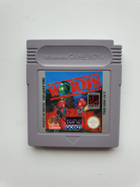 Worms Nintendo Gameboy GB / Color / GBC / Advance / GBA (B.5.2)