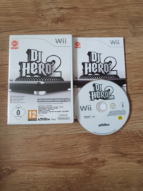 DJ Hero 2 - Nintendo Wii  (G.2.1)