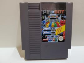 Pin Bot - Nintendo NES 8bit - Pal B (C.2.1)