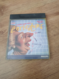 Create your own Caricature Philips CD-i (N.2.2)