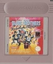 The Blues Brothers Jukebox Adventure Nintendo Gameboy GB / Color / GBC / Advance / GBA (B.5.1)
