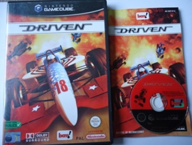 Driven - Nintendo Gamecube GC NGC