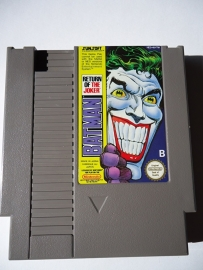 Batman: Return of the Joker Nintendo NES 8bit (C.2.4)