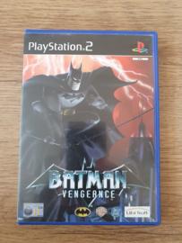 Batman Vengeance - Sony Playstation 2 - PS2 (I.2.3)