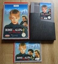 Home Alone 2 Lost in New York Nintendo NES 8bit