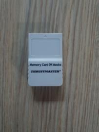 Trustmaster Memory Card 59 blocks Nintendo Gamecube GC NGC (H3.1)