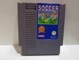 Soccer - Nintendo NES 8bit - Pal B (C.2.6)