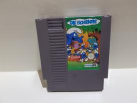 Die Schlümpfe ( De Smurfen) - Nintendo NES 8bit - Pal B (C.2.1)