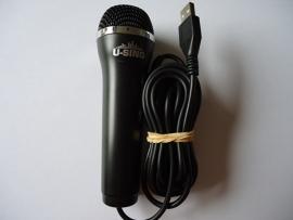 U-Sing Microfoon voor WII / WII U