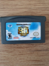 Around the world in 80 Days - Nintendo Gameboy Advance GBA (B.4.1)