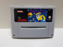 Virtual Bart - Super Nintendo / SNES / Super Nes spel 16Bit (D.2.1)