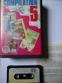 Compilation 5 64K - MSX