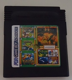 Gameboy Advance Game Multi Game USA UA32005 51in1 Gameboy Color (B.6.1)