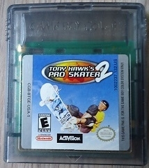 Tony Hawk's Pro Skater 2 - Nintendo Gameboy Color - gbc (B.6.1)